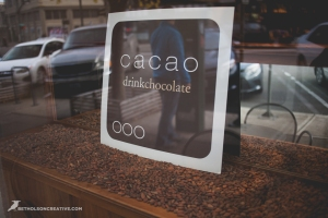 Cacao, 712 SW Salmon St.  PDX