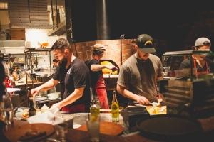 Oven and Shaker Restaurant